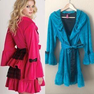 Betsy Johnson intimates Lolita robe